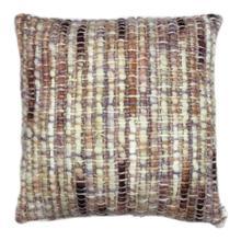 See Details - Sasha Feather Cushion Pink 20x20