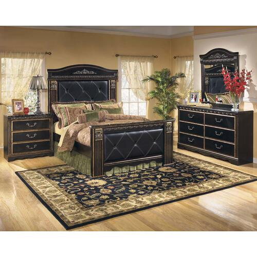 Coal Creek Bedroom Set (Queen)