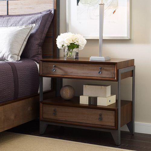 AD Modern Synergy Suspend Nightstand
