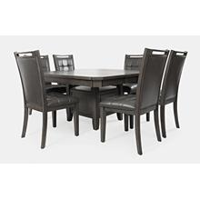 Product Image - Manchester High/low Sq. Dining Table W/(4) Chairs