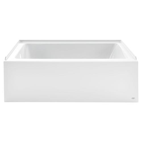 American Standard - Studio 60 x 30-inch Bathtub with Apron  Right Drain  American Standard - White