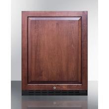 """See Details - 24"""" Wide Built-in All-refrigerator, ADA Compliant"""