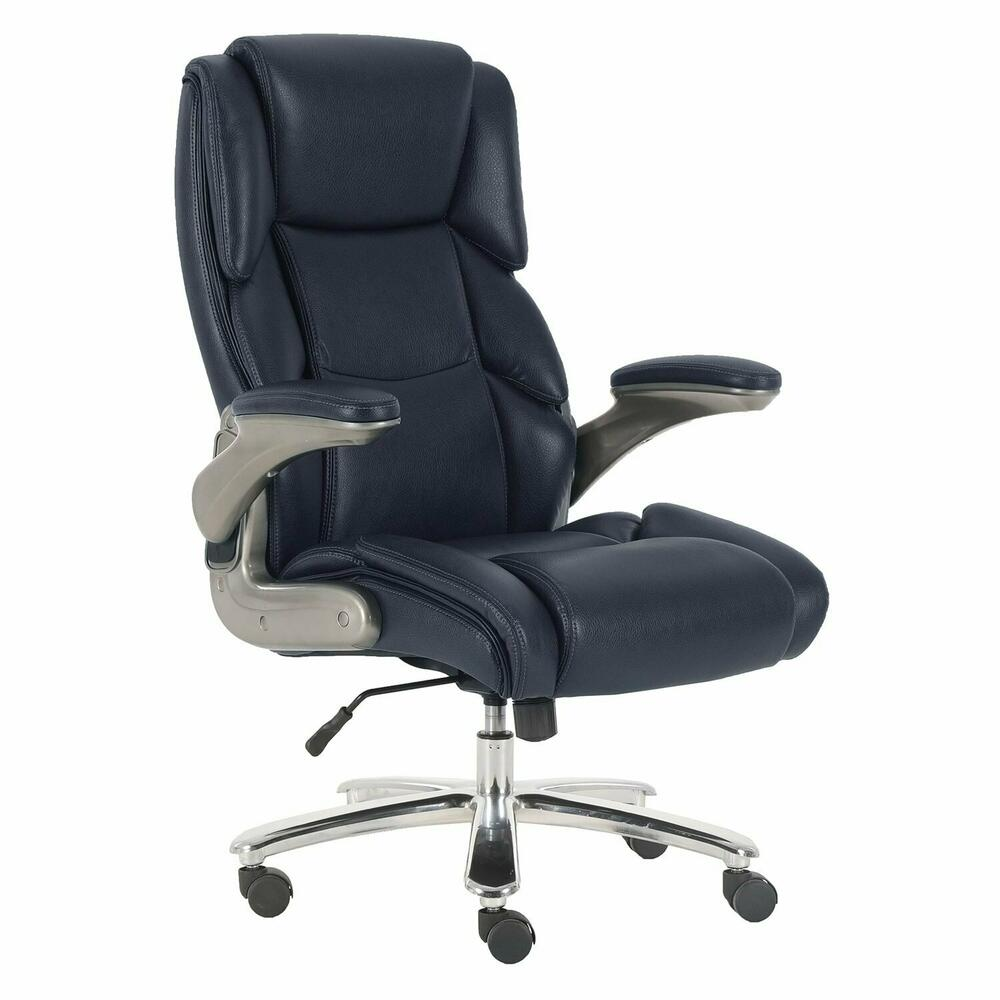 DC#313HD-ADM - DESK CHAIR Fabric Heavy Duty Desk Chair - 400 lb.