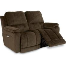 Greyson Power Reclining Loveseat w/ Headrest & Console