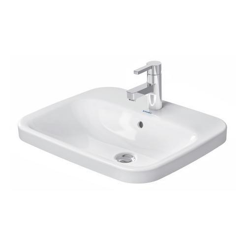 Vanity Basin, White