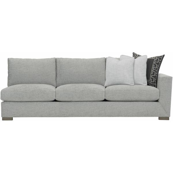 See Details - Nicolette Right Arm Sofa in Mocha (751)