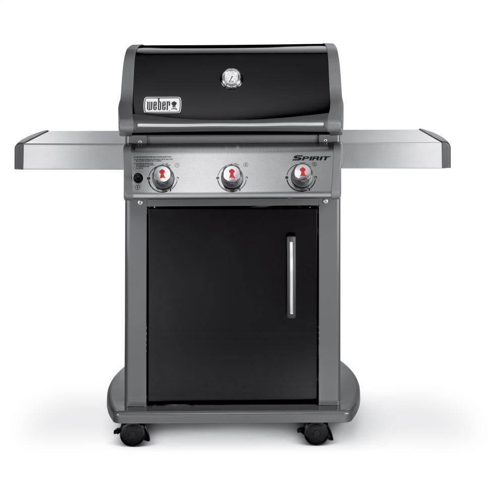 WeberSpirit® E-310™ Lp Gas Grill - Black