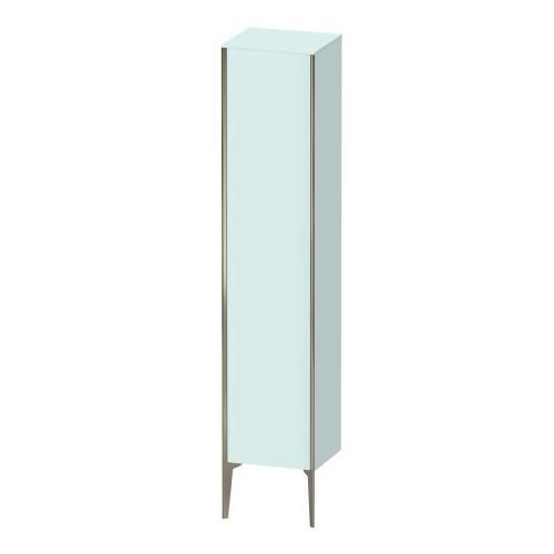 Tall Cabinet Floorstanding, Light Blue Matte (decor)