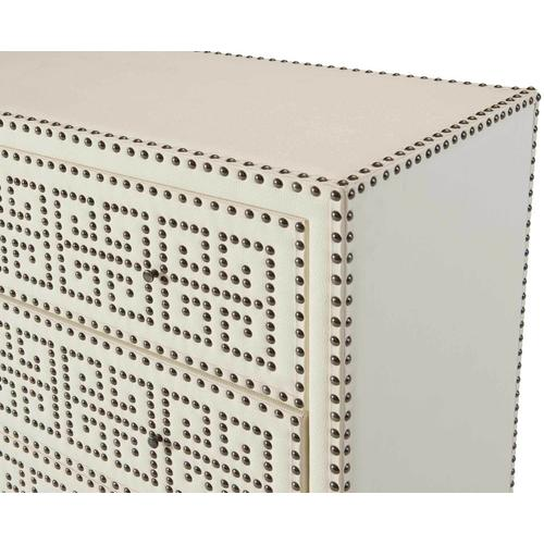 Isabella Drawer Chest in #44 Antique Nickel
