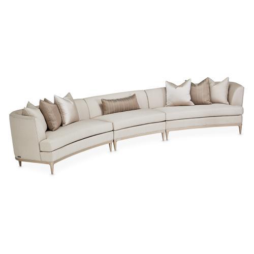 3-piece Sofa Pearl
