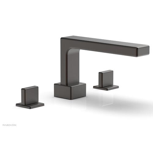 MIX Deck Tub Set - Blade Handles 290-40 - Oil Rubbed Bronze