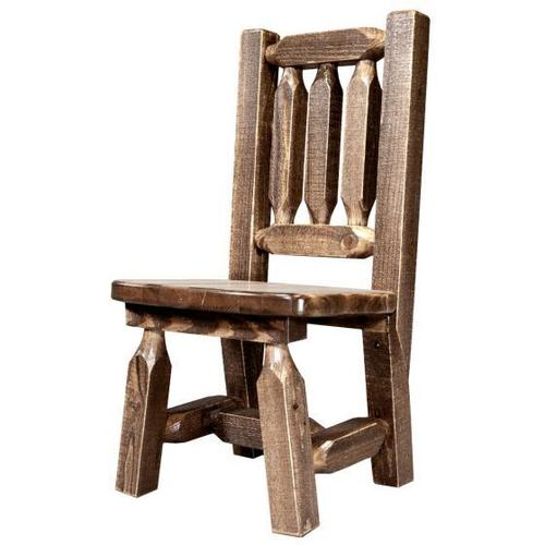 Montana Woodworks - Homestead Collection Childs Chair, Stain and Lacquer Finish