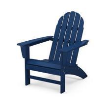 Vineyard Adirondack Chair in Navy