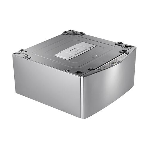 LG Canada - 1.1.cu.ft. SideKick™ Pedestal Washer