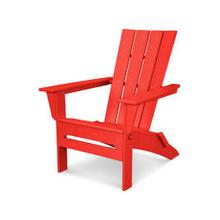 View Product - Quattro Folding Adirondack in Sunset Red