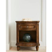 See Details - Hillside Telephone Table - Chestnut