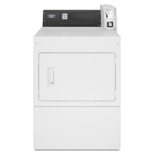 Commercial Gas Super-Capacity Dryer, Coin Drop-Ready