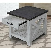 See Details - MESA End Table