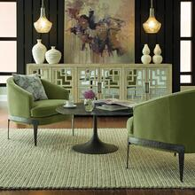Aurelia Accent Chair Olive