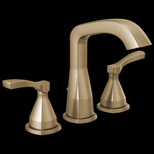 35776czmpudst In Champagne Bronze By Delta Faucet Company In New