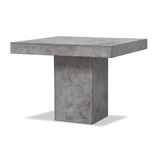 VIG Furniture - Modrest Yem Concrete Square Dining Table
