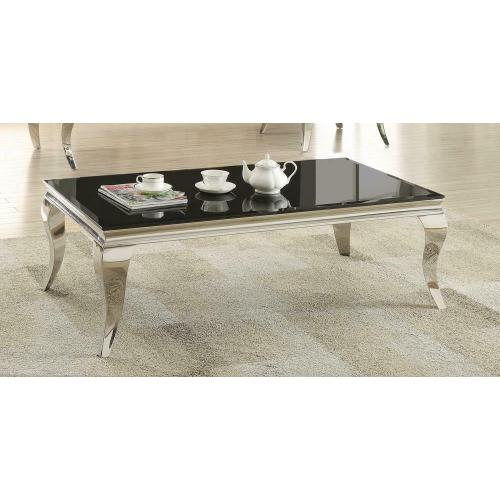 Product Image - Contemporary Black Coffee Table