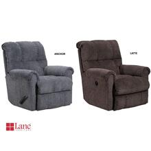 4208-19 CRISSCROSS Rocker Recliner in Anchor