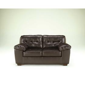 Alliston Loveseat Chocolate