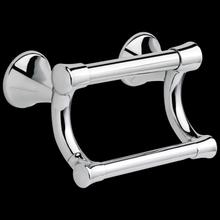 Chrome Transitional Tissue Holder with Assist Bar