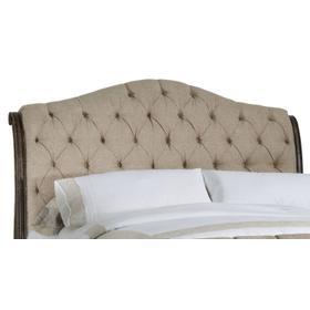 Bedroom Rhapsody Queen Tufted Headboard