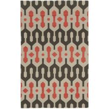 L'Alhambra Pigeon Salmon Flat Woven Rugs