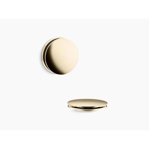 Kohler - Vibrant French Gold Bath Drain Trim