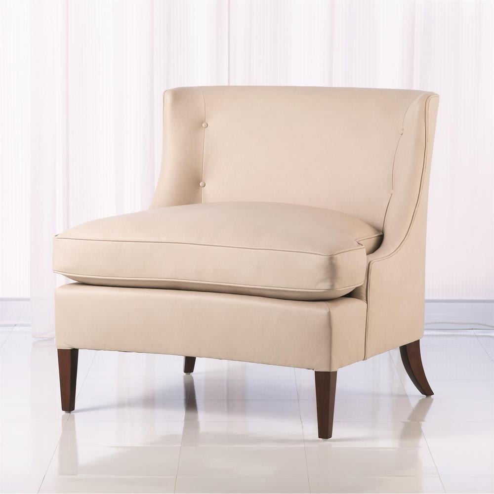 See Details - Severn Lounge Chair-Beige Leather