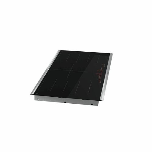 Benchmark® Induction Cooktop 36'' autarkic, Black NITP669SUC