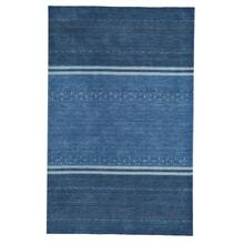Simply Gabbeh Taos Blue - Rectangle - 3' x 5'