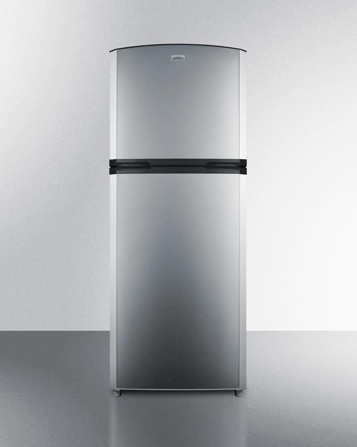 "Summit26"" Wide Top Mount Refrigerator-Freezer"