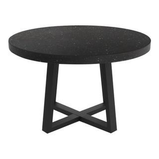 Vault Dining Table Black