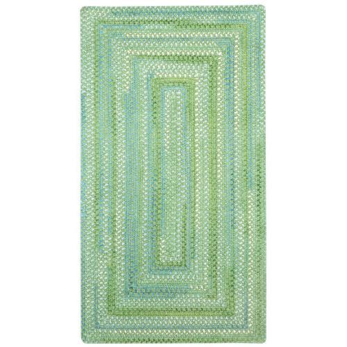 "Sailor Boy Sea Monster Green - Oval - 20"" x 30"""