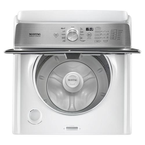 Top Load Washer with the Deep Fill Option and PowerWash® Cycle - 5.4 cu. ft.