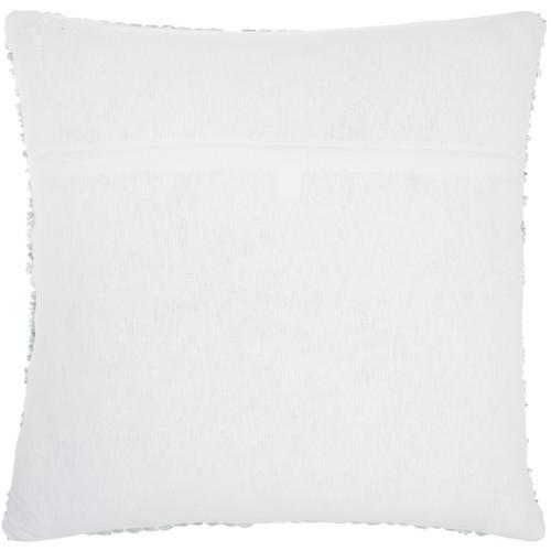 """Life Styles Dc257 Seafoam 26"""" X 26"""" Throw Pillow"""