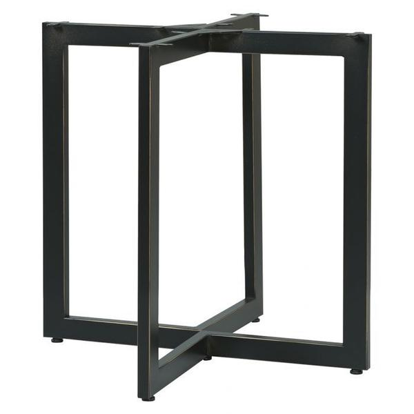 See Details - Metal Wedge Dining Height Base