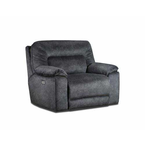 Power Headrest Chair & 1/2 Recliner
