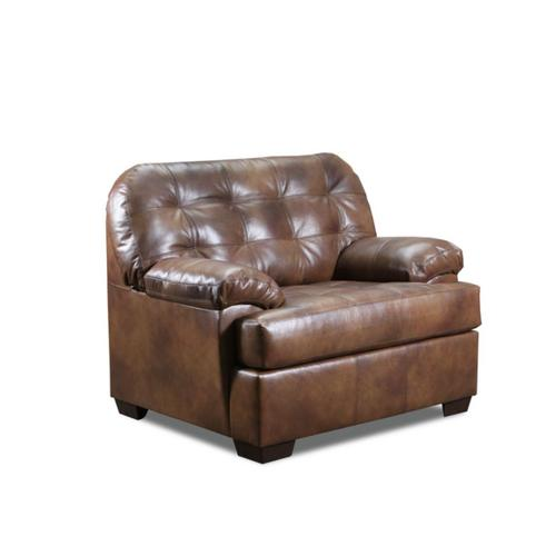 2037 Chair in Soft Touch Chaps
