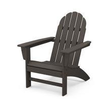 View Product - Vineyard Adirondack Chair in Vintage Coffee