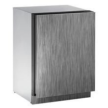 "24"" Beverage Center With Integrated Solid Finish and Field Reversible Door Swing (115 V/60 Hz Volts /60 Hz Hz)"
