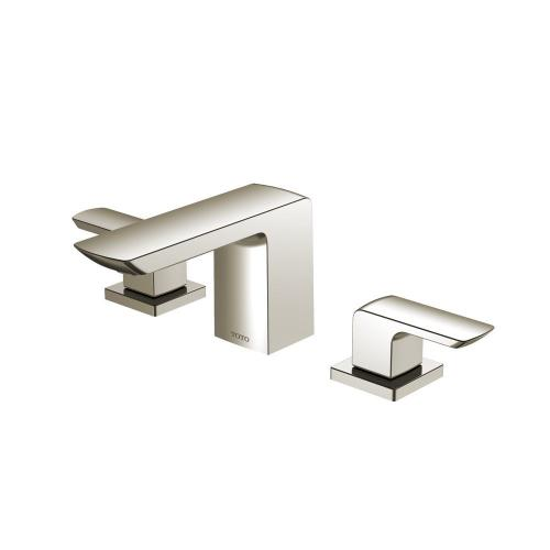GR Widespread Faucet - 1.2 GPM - Polished Nickel