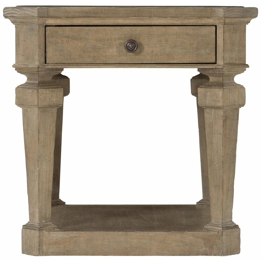 Villa Toscana End Table in Criollo (302)