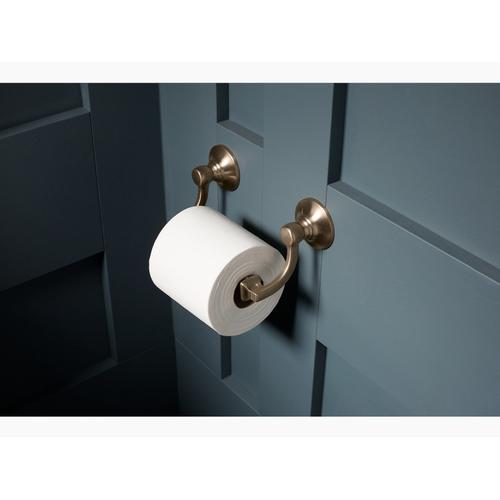 Oil-rubbed Bronze Toilet Paper Holder