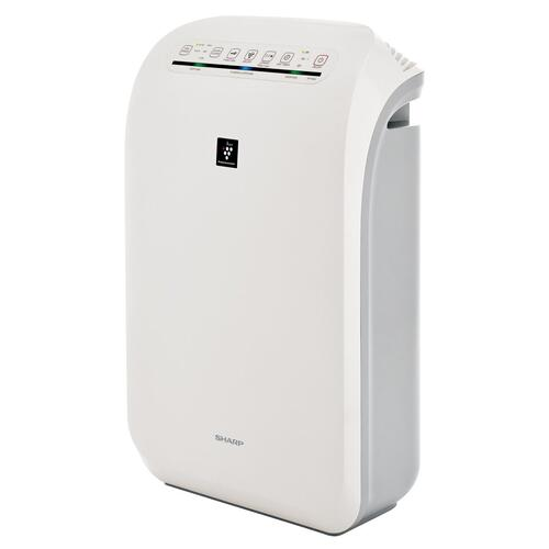 Sharp True HEPA Air Purifier with Plasmacluster® Ion Technology for Medium Rooms