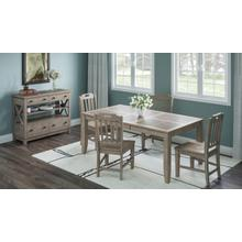 Prescott Park Dining Table and 4 Chairs